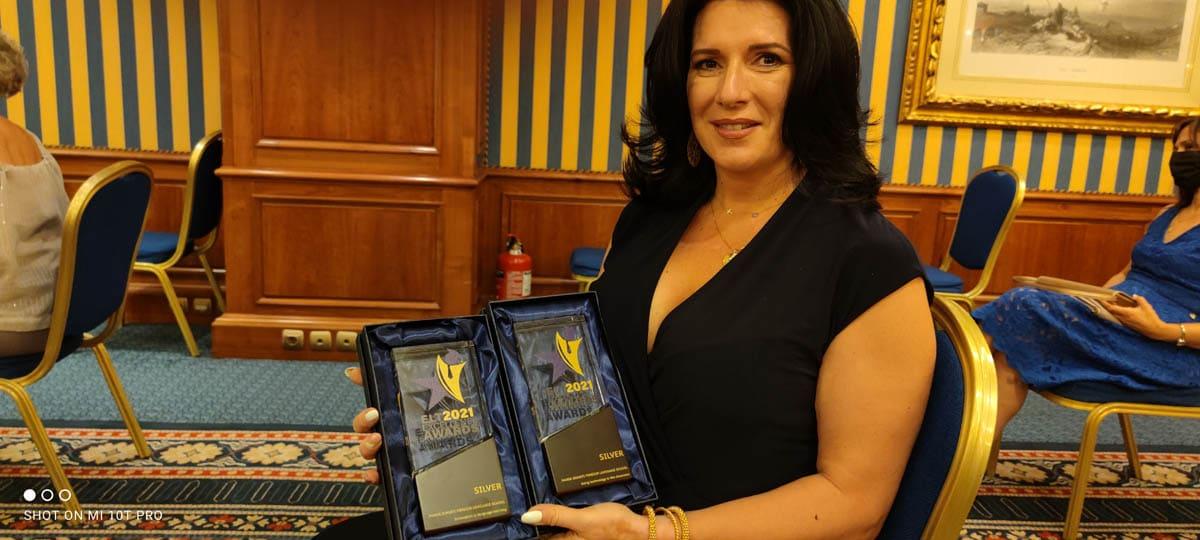 ELT2021 Excellence Awards - ΜΑΡΙΑ ΔΙΑΒΑΤΗ